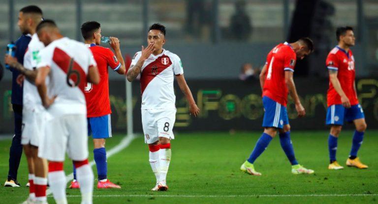 Perú Chile Qatar 2022