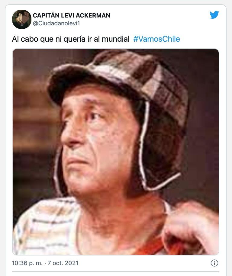 Perú Chile Meme