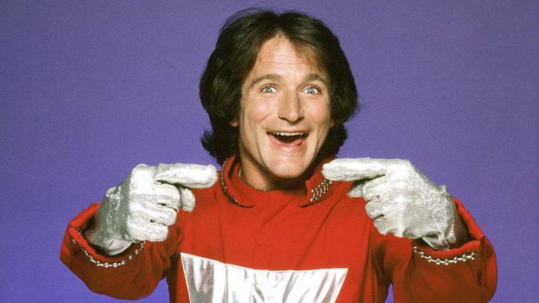 Robin Williams Mork & Mindy