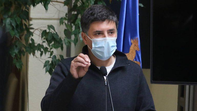 Diputado Marcelo Díaz