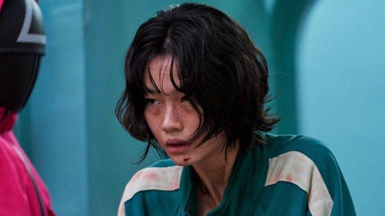 Jung Ho Yeon El Juego Del Calamar