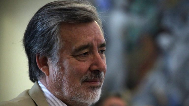 Senador Alejandro Guillier